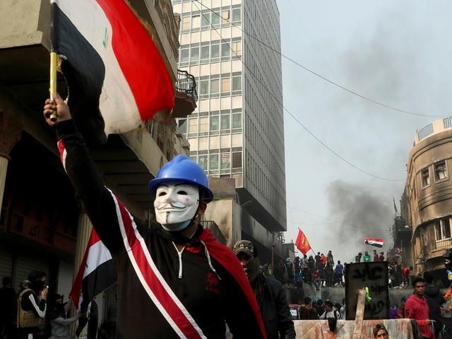 Irak: Les manifestations se poursuivent malgré l'intention du Premier ministre de démissionner