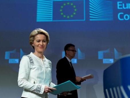 Ursula von der Leyen est en Ethiopie, pour sa première visite hors UE