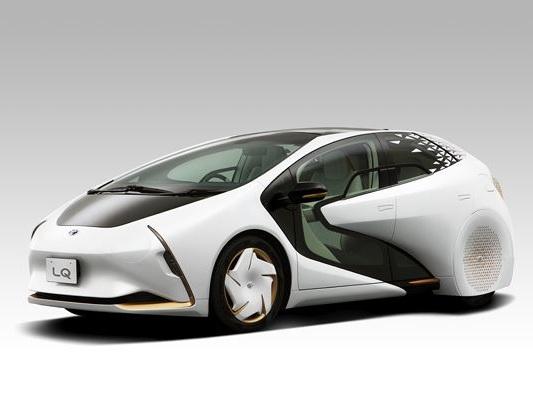 Le concept-car autonome Toyota LQ embarque un agent d'intelligence artificielle