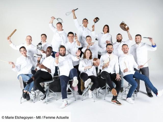 """""""Top Chef"""" 2020 : 12 hommes, 3 femmes… voici les 15 candidats de la saison 11"""