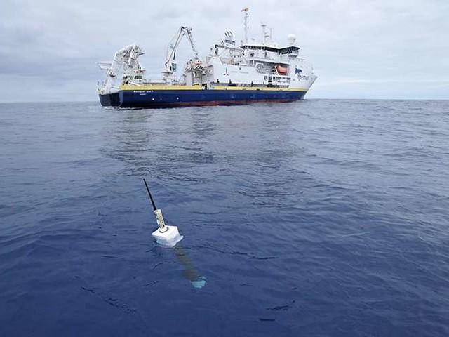 Les océans se réchauffent plus rapidement qu'estimé