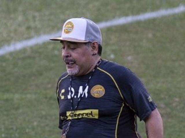 """Mort de Maradona: le coordinateur des infirmiers dit n'avoir """"aucune responsabilité"""""""