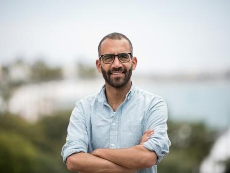 De Cisjordanie à Cannes, la course d'obstacles d'un jeune cinéaste palestinien