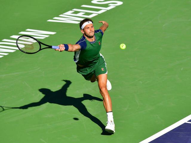 Indian Wells: Dimitrov et Norrie premiers qualifiés pour les demi-finales