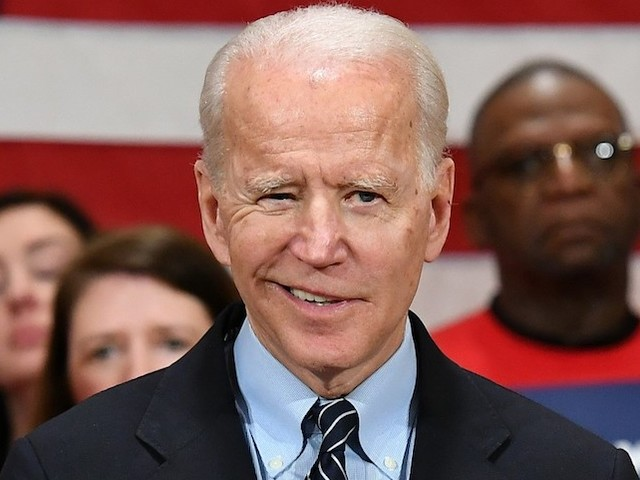 Biden, doudou rassurant de l'establishment démocrate