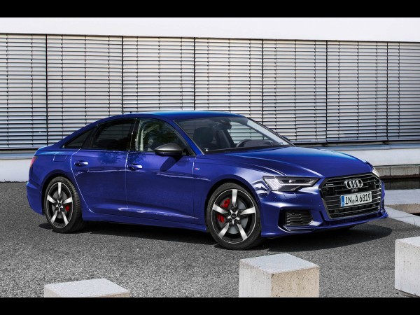 Audi lance une A6 hybride rechargeable
