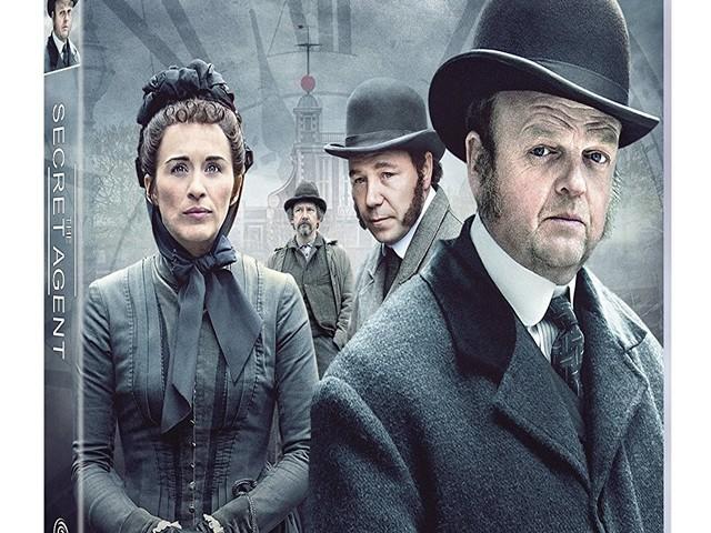 La série britannique The Secret Agent à découvrir en avril sur Histoire.