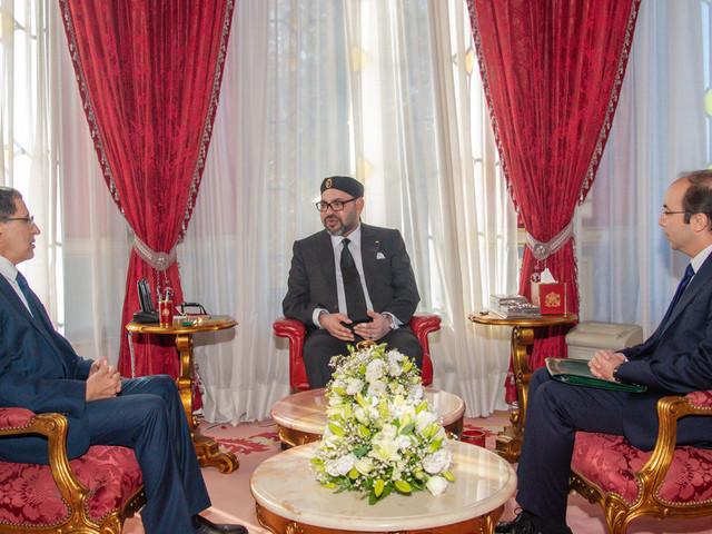 Le roi presse El Othmani et Doukkali de réformer le système de santé