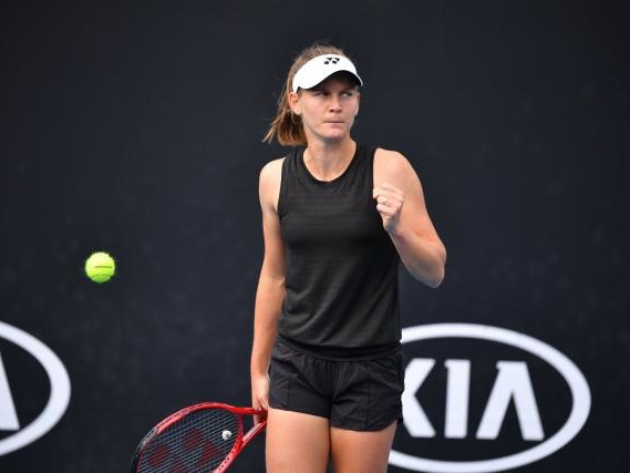 Open d'Australie (F) - Open d'Australie : ça passe facilement pour Fiona Ferro