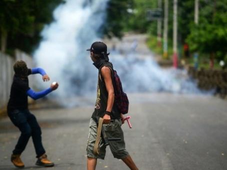 Nicaragua: La police a pris le contrôle du quartier rebelle de Masaya
