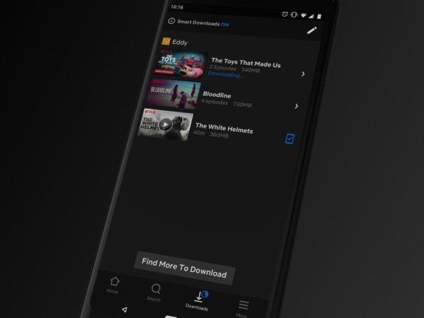 Sur iOS, Netflix automatise le téléchargement des vidéos