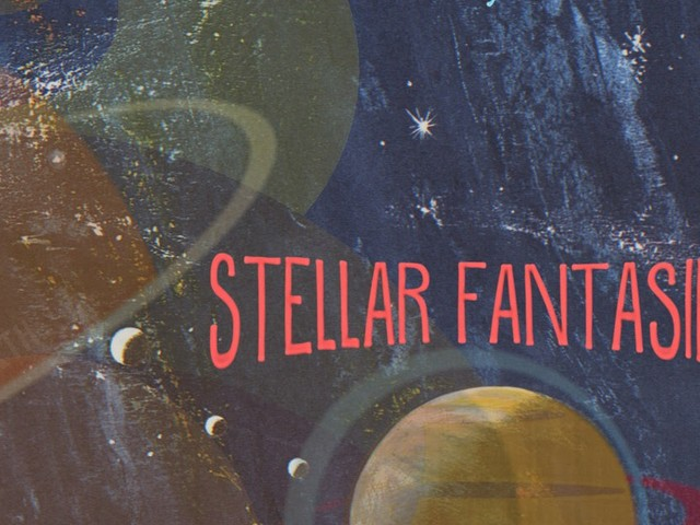 Tara King Th. – Stellar Fantasies