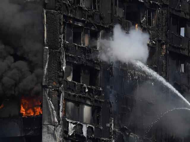 Une veillée pour le Ramadan a peut-être sauvé des habitants de la Grenfell Tower