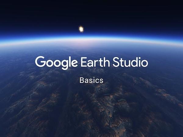 Google Earth devient ouvert et vous permet de créer vos propres itinéraires et stories