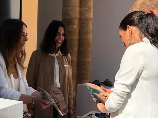 """Cette marque marocaine qui revisite la babouche traditionnelle a profité du """"Meghan Markle effect"""""""
