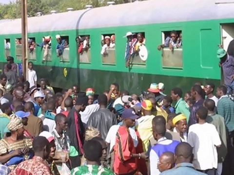 Mali-Trafic ferroviaire : Les wagons de tous les espoirs