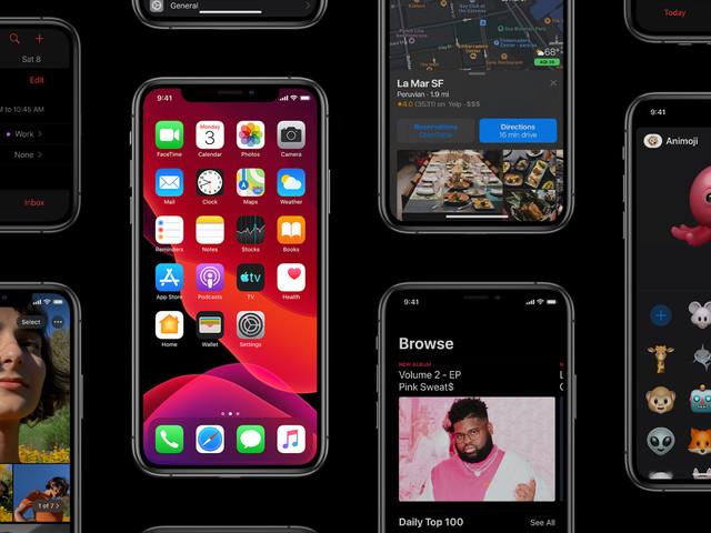 Apple enquille les mise à jour pour iOS 13 et corrige le bug du multitasking