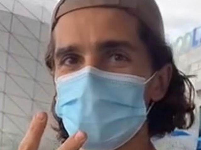 """Un tennisman dans sa bulle. Rattrapé par le variant anglais du coronavirus, l'Open d'Australie est menacé mais Pierre-Hugues Herbert reste """" plutôt optimiste"""""""