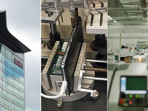 Comment fabrique-t-on un smartphone ? On a pénétré au coeur d'une usine, en Chine, pour tout vous expliquer (vidéo)
