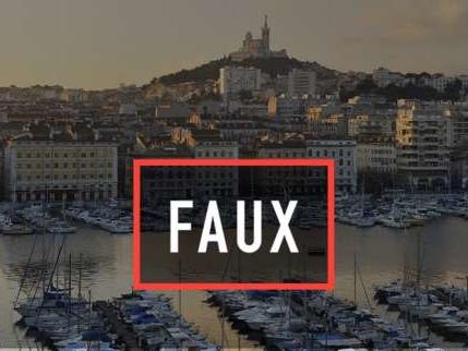 Pourquoi on ne peut pas dire que «Marseille est la ville la plus dangereuse d'Europe»