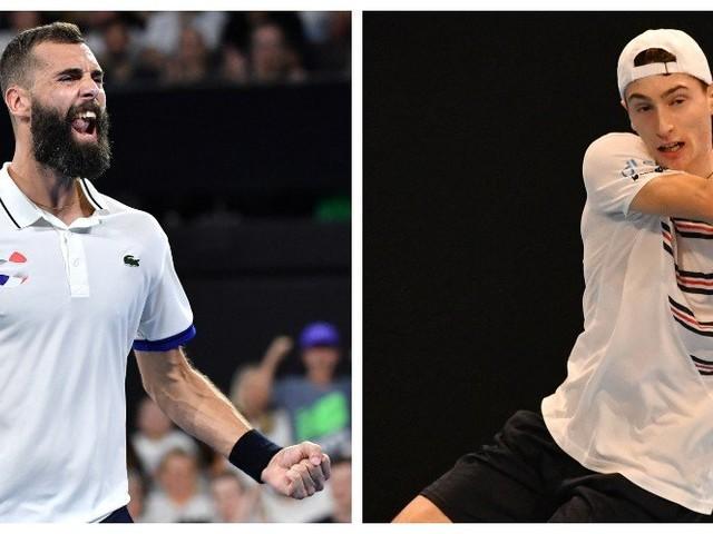 Tennis – ATP – Auckland : Humbert – Paire en finale !