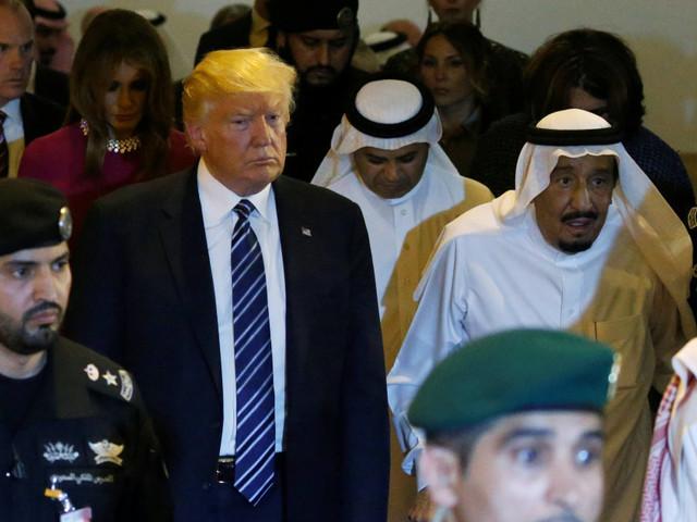 Trump et l'Arabie saoudite intensifient la confrontation face à l'Iran en Syrie
