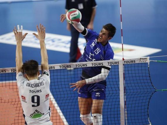 Volley - Ligue A (H) - Ligue A (H) : Montpellier se redresse à Cannes
