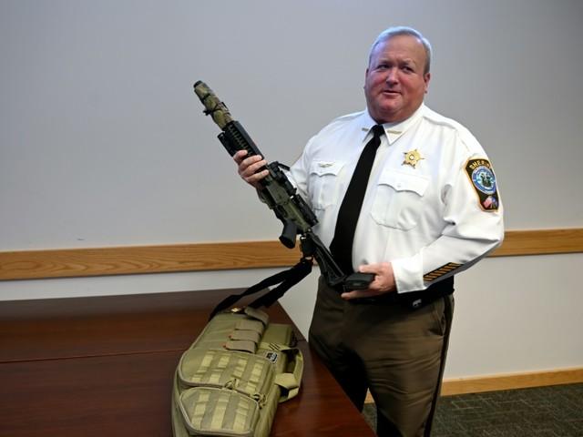 Défenseur du port d'arme, un shérif américain défie les autorités de Virginie