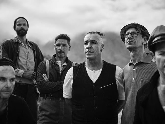 Rammstein : nouveau single, Deutschland (clip officiel)