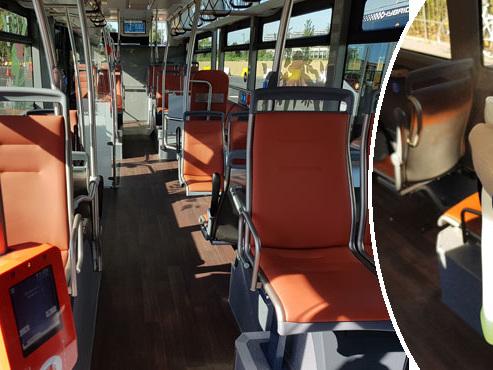 """À son échelle, ce chauffeur de bus tente de combattre le coronavirus: """"Je veux m'assurer que tout le monde aille mieux"""" (vidéo)"""