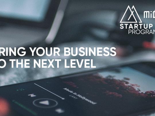 Avec le Midem Startup Programme, emmenez votre startup plus loin