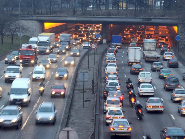 Grève : pourquoi Waze, Google Maps et les autres n'arrivent pas à calculer votre heure précise d'arrivée