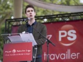 Les Jeunes Socialistes adressent un ultimatum au parti
