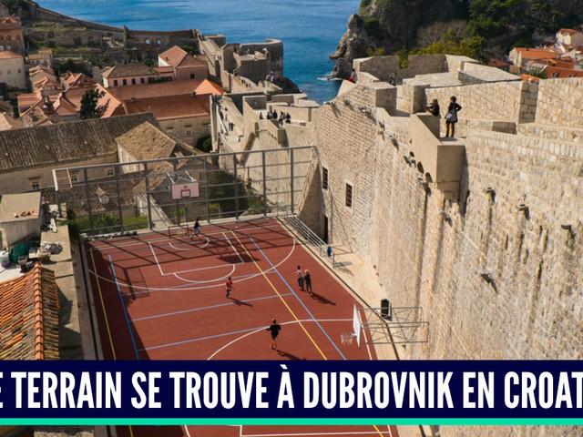 Top 10 des plus beaux terrains de basket du monde, ceux qui visent le haut du panier