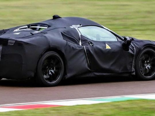 Ferrari: la première hybride en 2019, l'électrique pour 2022