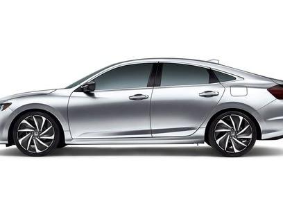 Insight Prototype : la nouvelle voiture électrique de Honda
