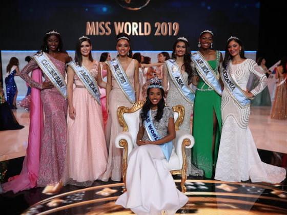 Miss Monde 2019: la Française Ophély Mézino finit 2e [PHOTOS]