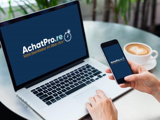 Lancement de AchatPro.re, la plateforme qui trouve des fournisseurs pour les professionnels à La Réunion
