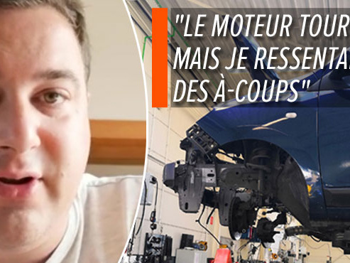 """Olivier dénonce un """"scandale Renault"""" qui touche certains moteurs: """"C'est comme si on avait fait cuire des brochettes"""""""