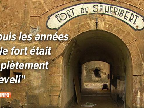 Découvrez le Fort de Saint-Héribert: des passionnés déterrent le bâtiment qui a défendu Namur en 14-18