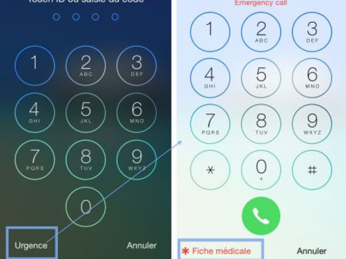 iOS pratique : 1 minute suffit pour créer sa fiche médicale d'urgence iPhone, et comment y accéder en cas de besoin !