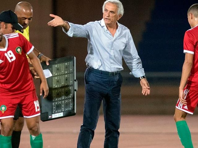Halilhodzic dévoile la liste des 24 joueurs convoqués pour jouer contre la Mauritanie et le Burundi