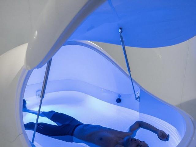 On a testé le floating: détente dans une bulle, porté comme sur la mer Morte