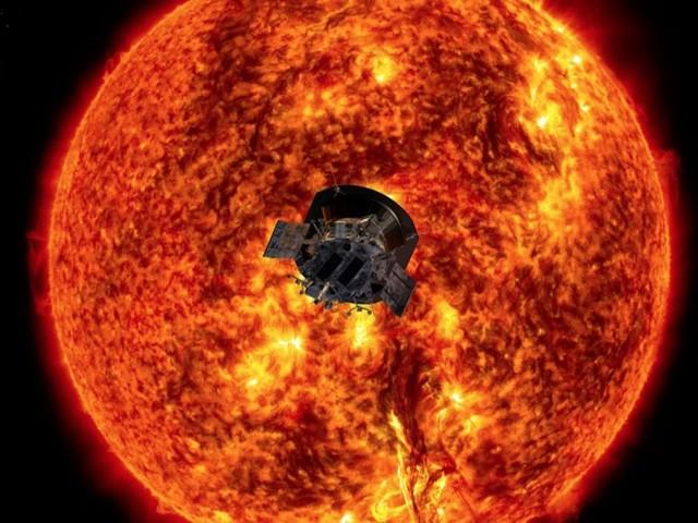 """La sonde Parker Solar Probe révèle l'environnement """"féroce"""" autour du Soleil"""