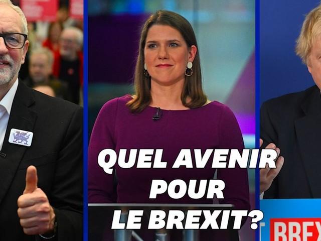 Élections au Royaume-Uni: trois candidats, trois scénarios pour le Brexit