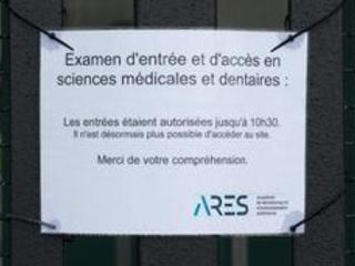 """L'inscription des """"reçus-collés"""" en 2e bachelier en voie de régularisation"""