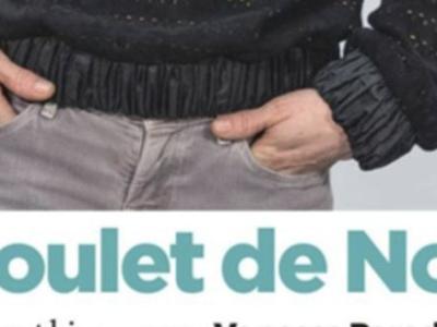 Samuel Benchetrit, le boulet de Noël, ennuyeuse soirée avec Johnny Depp