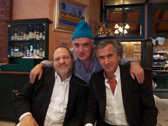"""""""Du bon côté de la barricade"""" : Quand BHL soutenait Weinstein qui défendait Polanski…."""
