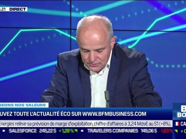 Vincent Auriac (Axylia) : Que retenir des annonces de la BCE ? - 22/07