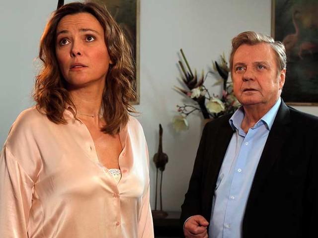 Sandrine Quétier fait ses premiers pas d'actrice dans «Commissaire Magellan»